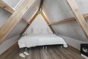 Un ou plusieurs lits dans un hébergement de l'établissement Perfect Stay Holiday, Sea View
