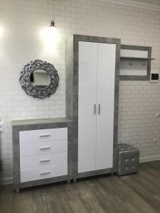 Ванная комната в Бридж Хаус Отель Сочи