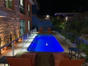 The swimming pool at or close to Villaggio Orizzonte