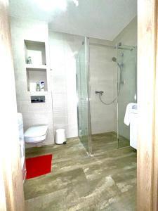 Łazienka w obiekcie Apartament 48m w centrum Grójca