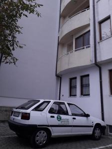 Сградата, в която се намира апартаментът