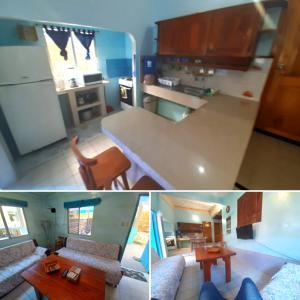Una cocina o zona de cocina en Olón Beach Villa by Rincón d'Olón