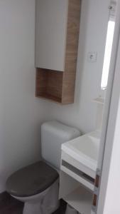 Salle de bains dans l'établissement luminosa