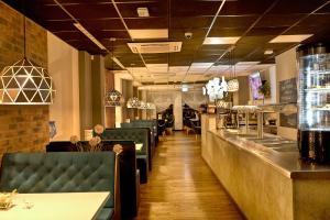 Restauracja lub miejsce do jedzenia w obiekcie Hotel Stronie