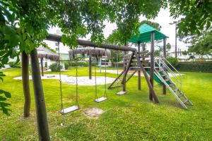 Children's play area at Hotel Porto Sol Ingleses