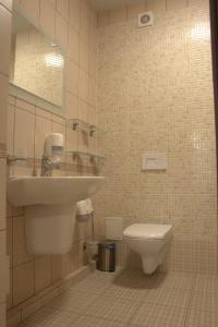 Ванная комната в Отель Золотая Миля