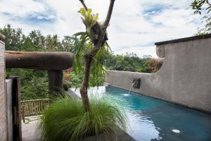 Piscine de l'établissement Kastara Resort ou située à proximité