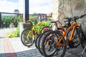 Biking at or in the surroundings of Villa Grand