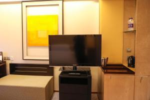 تلفاز و/أو أجهزة ترفيهية في فندق شانغري-لا بكين