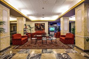 Hall o reception di Hotel Grazia Deledda