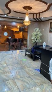 O saguão ou recepção de Rahat Almabeet Residential Suites شقق راحة المبيت للوحدات السكنية