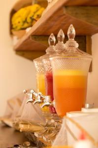 Drinks at Casa Valentini Pousada