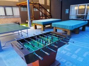 Table tennis facilities at Life Hotel Valle Sagrado or nearby