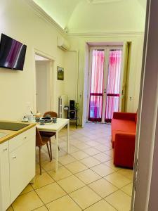 A kitchen or kitchenette at Allegoria dell'Aurora