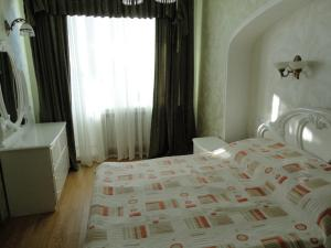A bed or beds in a room at Санаторий Марфинский Минобороны России