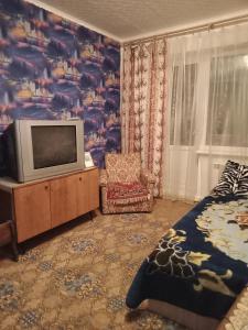 Телевизор и/или развлекательный центр в Santa Barbara