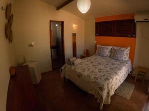 Un ou plusieurs lits dans un hébergement de l'établissement Icarai Kite House