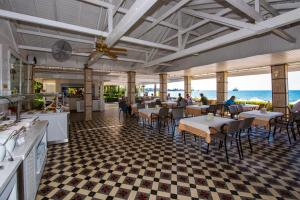 Een restaurant of ander eetgelegenheid bij Side Star Beach Hotel - All Inclusive