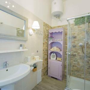 A bathroom at Sul duomo