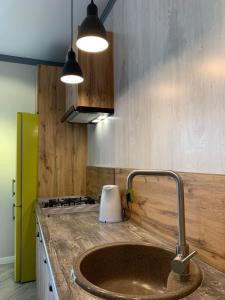 A kitchen or kitchenette at Lomse
