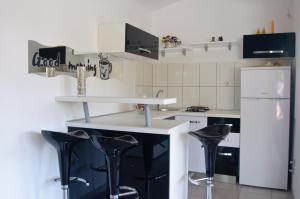 Кухня или мини-кухня в Holiday Home Villa Venta
