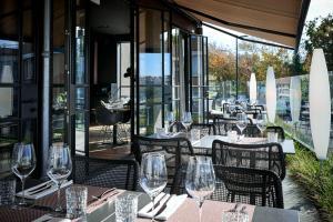 Restaurant ou autre lieu de restauration dans l'établissement Hotel Hogerhuys - adults only
