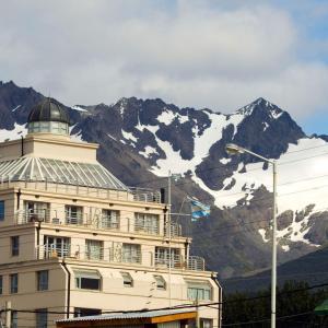 Cilene del Faro Suites & Spa during the winter