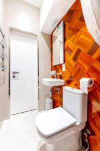 Ванная комната в Мини-Отель Намасте