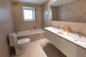 Salle de bains dans l'établissement Hotel Atlanta Knokke