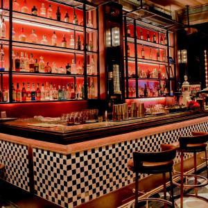 Hol lub bar w obiekcie Shanghai Mansion Bangkok