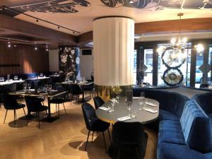 Restaurant ou autre lieu de restauration dans l'établissement Mercure Lyon Centre Saxe Lafayette