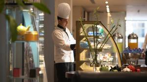 Funcionários de M Hotel Makkah by Millennium