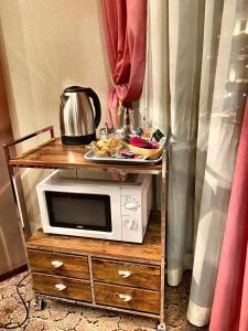 Кухня или мини-кухня в Бутик-Премьера на Невском