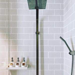 A bathroom at Fusion Suites Saigon