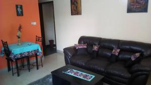 A seating area at Residence H