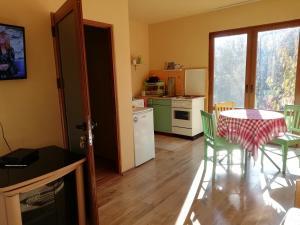 Кухня или кухненски бокс в Вила Каса Верде