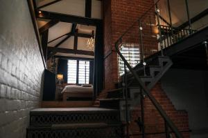 A seating area at Hotel du Vin Henley