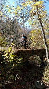 Radfahren an der Unterkunft Campeggio Valle Gesso oder in der Nähe