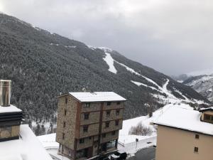Hotel Soldeu Maistre en invierno