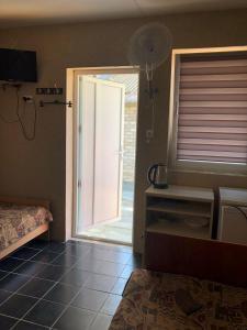 Ванная комната в Astoria Hotel Kyrylivka