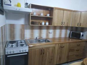 A kitchen or kitchenette at VILLA KORANA