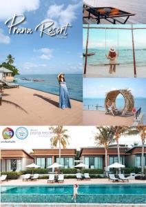 The swimming pool at or near Prana Resort Samui - SHA Plus Certified