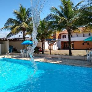 The swimming pool at or near San Marino Hotel