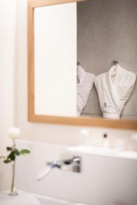 A bathroom at Château Cordeillan-Bages
