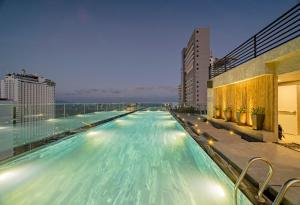 The swimming pool at or close to Potique Hotel