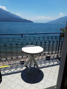 Balcon ou terrasse dans l'établissement Residence Leggeri