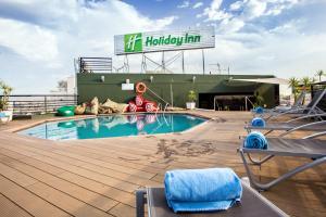 The swimming pool at or near Holiday Inn Lisbon, an IHG Hotel
