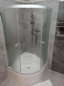 Ванная комната в Pension Fontána Svitavy