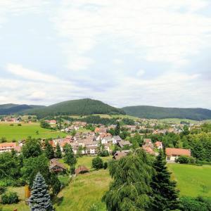 Blick auf Oberdeisenhof Land- und Wanderhotel Garni aus der Vogelperspektive