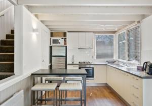 A kitchen or kitchenette at Diamantina